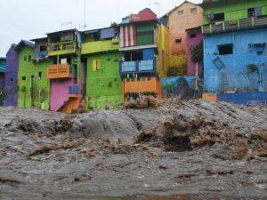 Contoh Peil Banjir